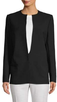 Haider Ackermann Long Virgin Wool Blazer