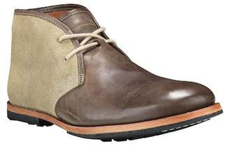Timberland Wodehouse Contrast Leather Chukka Boot