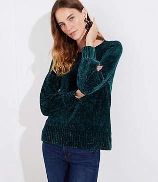 LOFT Chenille Sweater