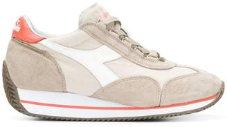 Diadora chunky sole lace-up sneakers
