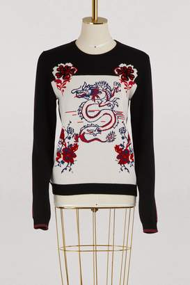 Kenzo Wool and cotton sweater