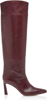 Stuart Weitzman Emiline Leather Boots