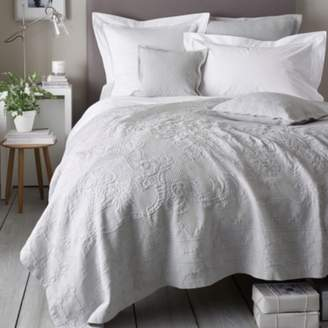 The White Company Vintage Etienne Bedspread & Cushion Covers