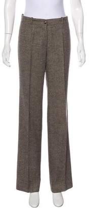 Celine Mid-Rise Virgin Wool Pants