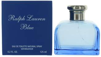 Ralph Lauren Blue Perfume by for Women. Eau De Toilette Spray 4.2 Oz / 125 Ml.