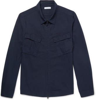 Pop Trading Company Falling Down Cotton-Ripstop Shirt Jacket