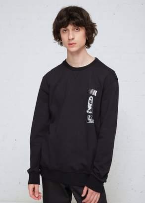 Lanvin Symbol Branding Printed Sweatshirt