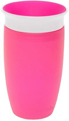 Munchkin 10oz Miracle 360° Sippy Cup Pink