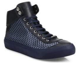 Jimmy Choo Star High-Top Sneakers
