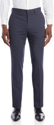 English Laundry Blue Denim Slim Fit Suit Pants