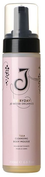 Jo Wood Organics Tula Cleansing Body Mousse