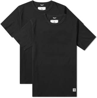 Reigning Champ Jersey Knit Tee - 2 Pack
