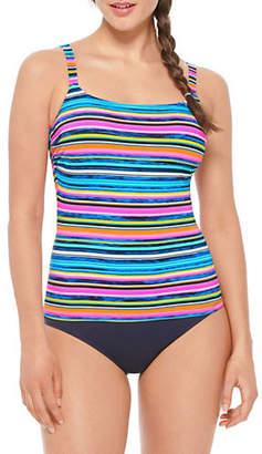Couture BEACH Multicoloured Tankini Top