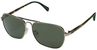 Toms Navigator Metal Frame Fashion Sunglasses