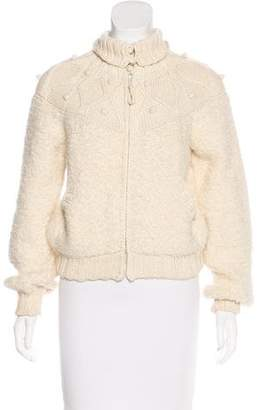 Mayle Alpaca-Blend Jacket