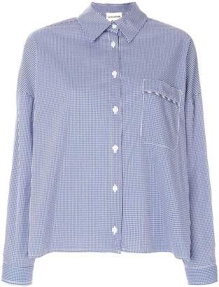 Semi-Couture Semicouture loose fit patterned shirt