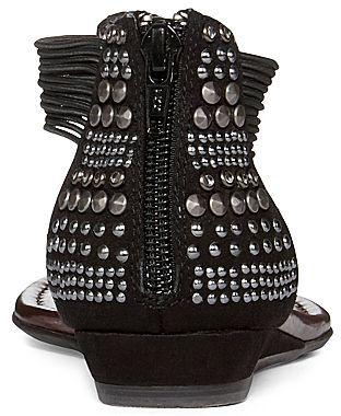 JCPenney Olsenboye® Celeste Studded Thong Sandals