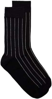 Haider Ackermann striped socks