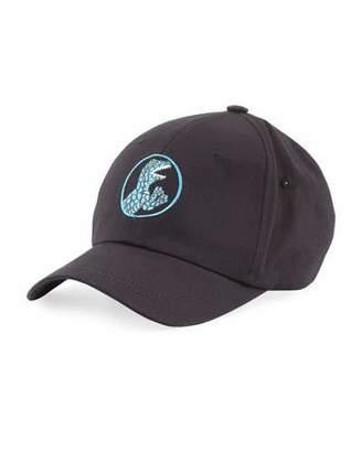 Paul Smith Dinosaur-Embroidery Baseball Hat