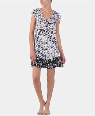 Ellen Tracy Printed Nightgown