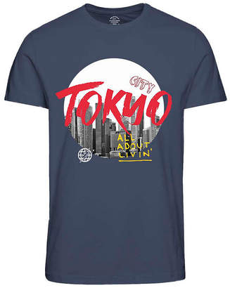 Jack and Jones Originals Tokyo Printed Tee