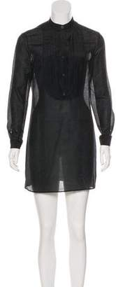 Jenni Kayne Long Sleeve Mini Dress