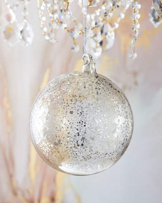 Marvin Jim Antique Mercury Ball 150mm Christmas Ornament