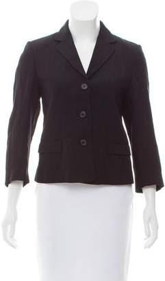 Maison Margiela Structured Notch-Lapel Jacket