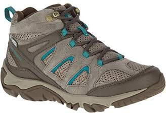 Merrell Women's Outmost Mid Vent Waterproof Hiking Boot