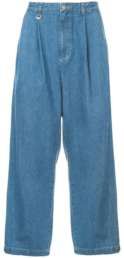 GUILD PRIME loose fit jeans