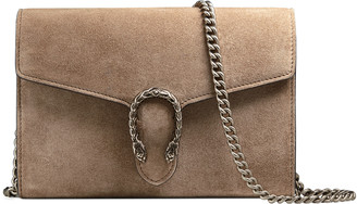Dionysus suede mini chain bag $1,350 thestylecure.com