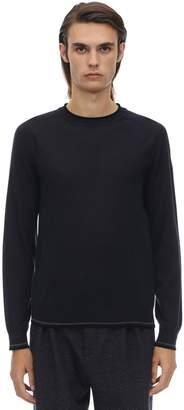 Giorgio Armani Crewneck Cashmere Sweater