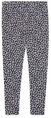 Ralph Lauren Floral Stretch Leggings