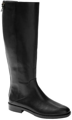 Banana Republic Riding Boot with Full Zip