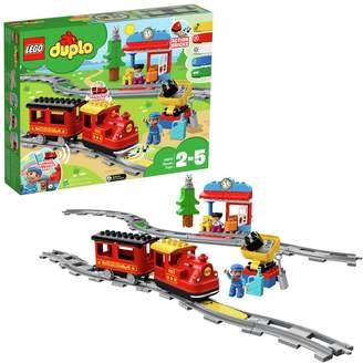 Lego DUPLO Town Steam Train Toy Building Set