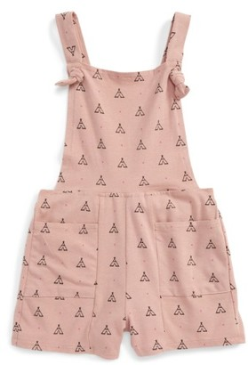 Toddler Girl's O'Neill Stella Romper $36 thestylecure.com