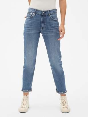 Gap High Rise Best Girlfriend Jeans