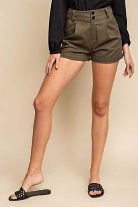 Gilli Folded Hem Shorts