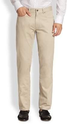 Saks Fifth Avenue Five-Pocket Cotton Pants