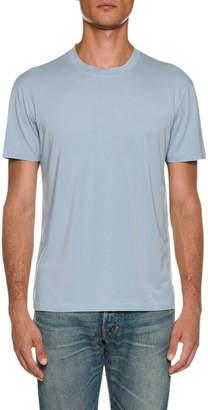 Tom Ford Men's Short-Sleeve Solid T-Shirt