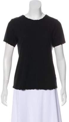 A.L.C. Crew Neck Short Sleeve T-Shirt
