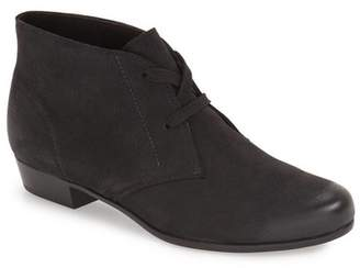 Munro American 'Sloane' Lace Up Bootie (Women)