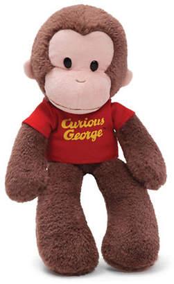 Gund Take-a-Long 15-Inch Curious George Plush Toy