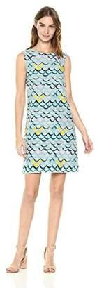 M Missoni Women's Wave Print Silk