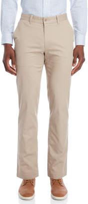 Nautica Flat Front Slim Straight Pants