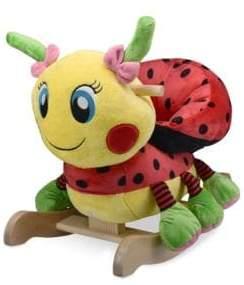 Lulu The Ladybug Rocker