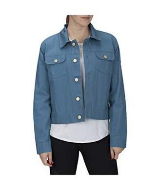 Hurley Junior's Scout Twill Denim Jacket