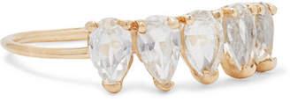 Loren Stewart - 14-karat Gold Topaz Ring