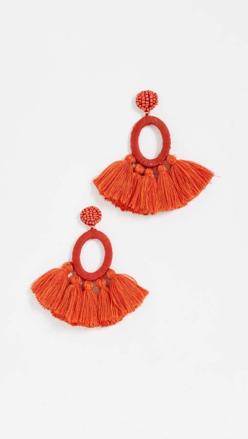 BaubleBar Chandelier Earrings