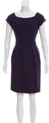 Diane von Furstenberg Anka Wool Dress